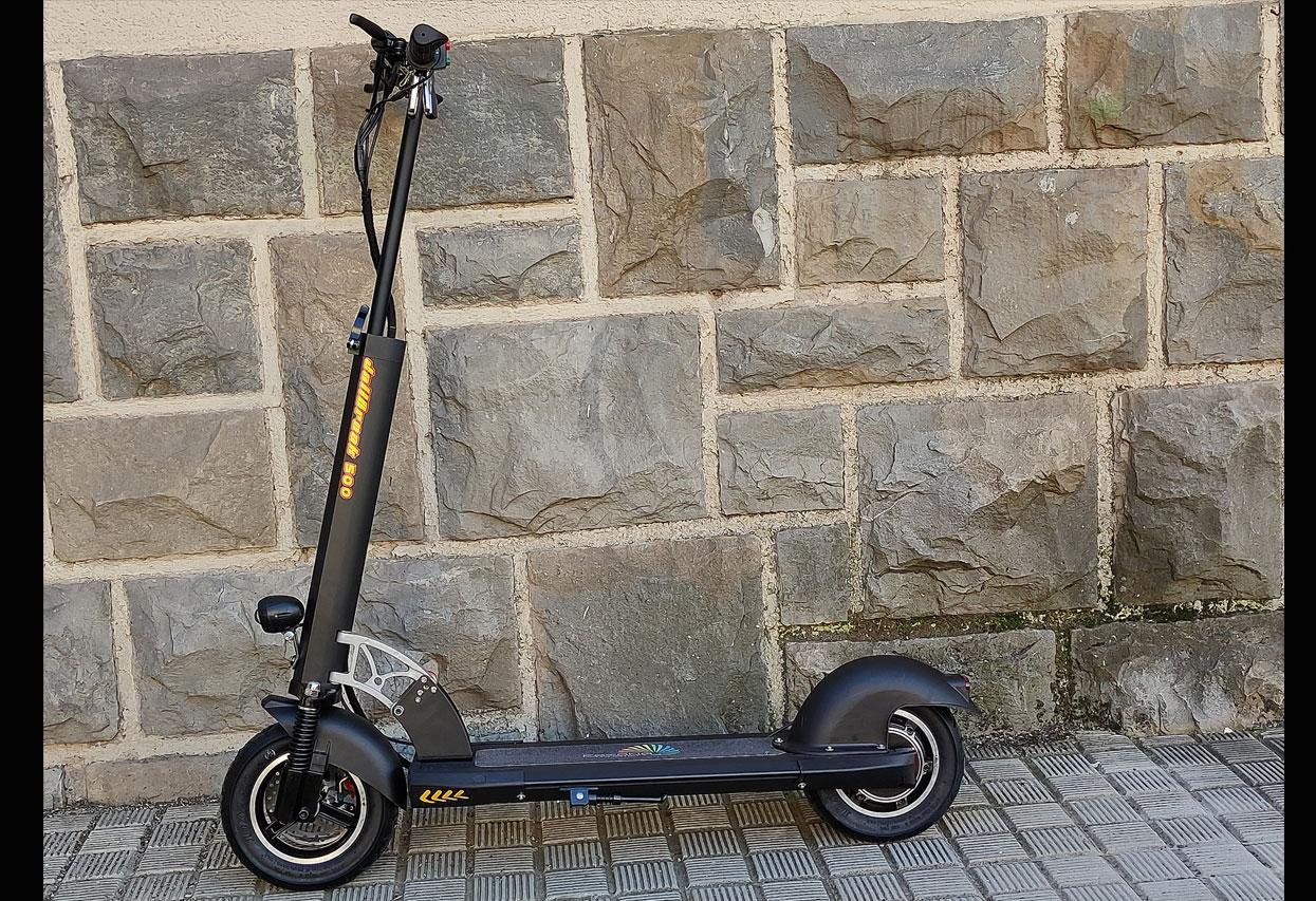Patinete Electrico 500W 48Vb Fotona Mobility