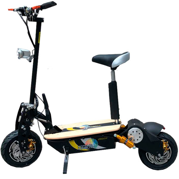 patinete-electrico-2500W