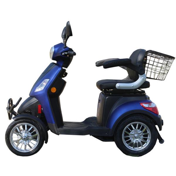 Scoooter movilidad reducida moto 800
