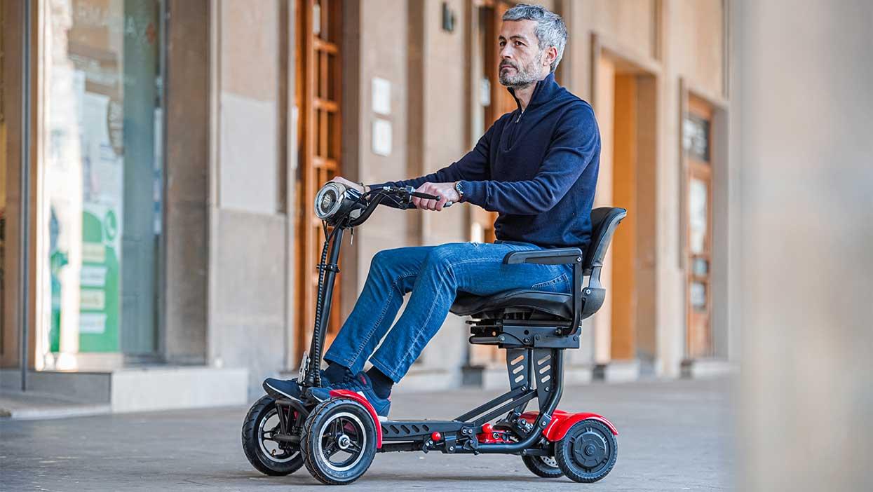 Mini Urban 500W fotona mobility
